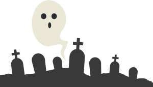 Ghost In Graveyard SVG cutting file for scrapbooking ghost svg cut file free svg cuts