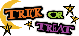 Trick Or Treat SVG scrapbook title halloween svg scrapbook titles free svg cuts cute svgs