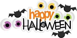 Happy Halloween SVG scrapbook title spiderweb svg cut file halloween svg cuts free svgs