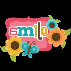 Smile  SVG scrapbook title camera svg file cute svg cut files free svgs flower svg files
