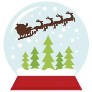 Snow Globe SVG cutting files christmas svg cut files free svgs free svg cuts christmas scal files