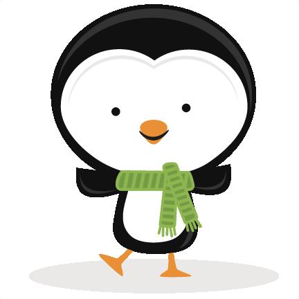 Penguin SVG cutting file winter svg cuts winter svg ...