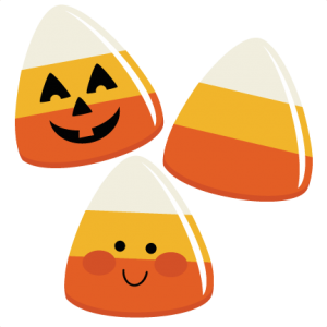Candy Corns SVG file for scrapbooking halloween candy svg files cute svg cuts free svgs