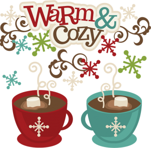 Warm & Cozy SVG cutting files free svg cuts christmas svg files winter svg cut files
