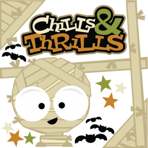 Chills & Thrills SVG cutting files free svg cuts halloween cutting files for cricut cutting machines