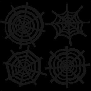 Spiderwebs SVG cutting files halloween svg cuts halloween free cutting files for cricut