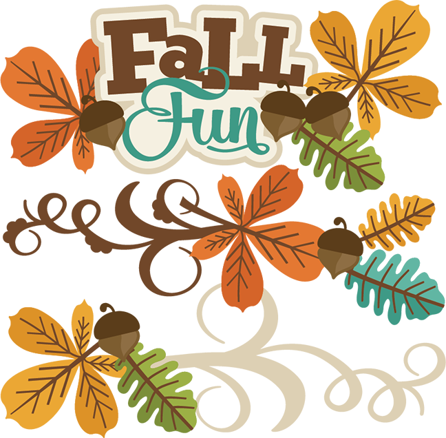 Fall Fun SVG autumn svg file svg files for scrapbooking ...
