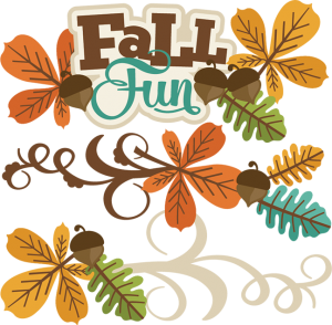 Fall Fun SVG autumn svg file svg files for scrapbooking cute clipart fall svg cut files
