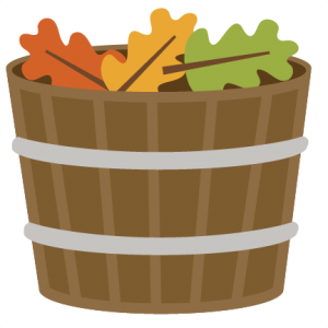 Barrell Of Leaves SVG cutting files barrel of leaves cut files fall svg cut file scal cutting files