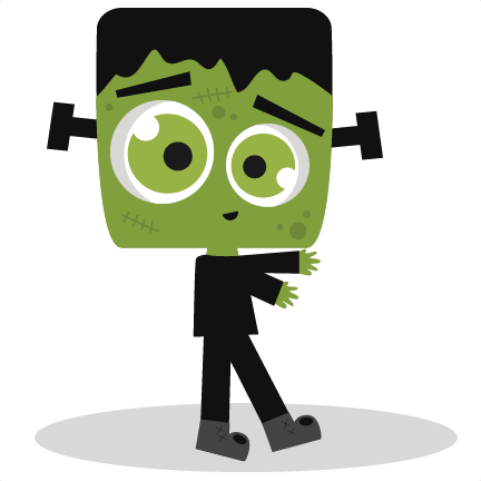 Frankenstein SVG Cut File For Cutting Machines Halloween Svg Cuts
