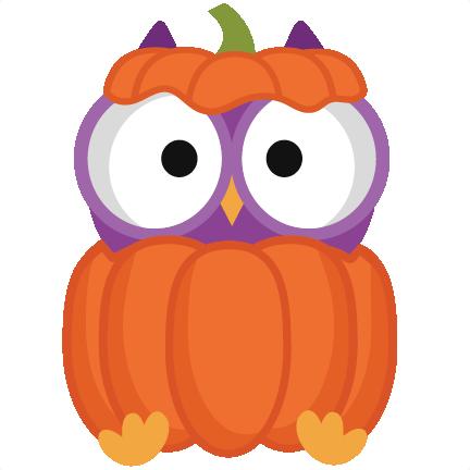 Halloween Owl In Pumpkin SVG cutting files halloween svg cuts free ...