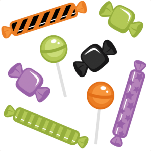 Halloween Candy Set SVG cutting files halloween svg cuts free halloween svg files