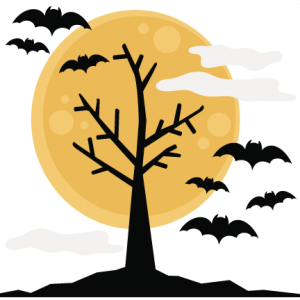 Halloween Tree SVG cutting files halloween svg cuts free svg files free svg cuts