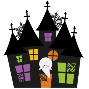 Haunted House SVG cutting file halloween svg cuts free svg files free svg cuts