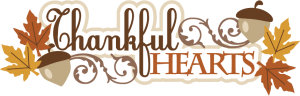 Thankful Hearts Title - thankfulheartstitle50cents1113 - Thanksgiving