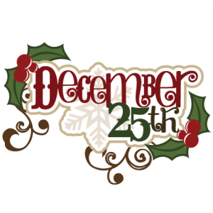 December 25th Title - december25thtitle50cents111413 - Christmas