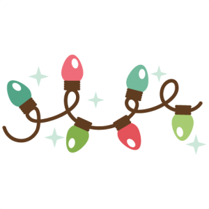 Christmas Lights SVG cutting file christmas svg cut file christmas svgs free svg cuts