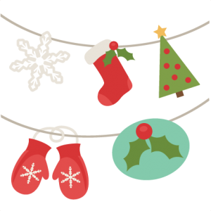 Christmas Banner SVG cutting files free svg cuts free svg files