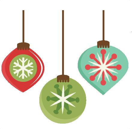 Ornament Set Svg Cutting Files Christmas Ornament Svg Cut Files Free Svgs Free Svg Cuts