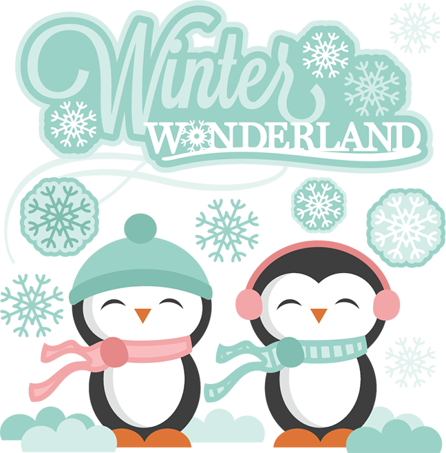 Winter Wonderland SVG cutting file - 256.2KB