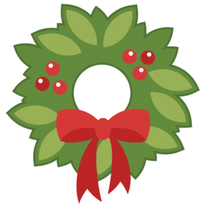 Christmas Wreath SVG cutting files free svg cuts free svg cutting files cute svg cut files