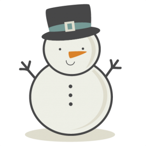 Snowman SVG cutting file winter svg cut file winter svg cuts free svgs