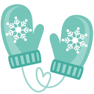 Winter Mittens SVG cutting files winter svg cuts winter svg cutting files free svg cuts