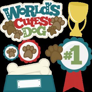 World's Cutest Dof SVG cutting files dog svg cut files dog svg files for scrapbooking