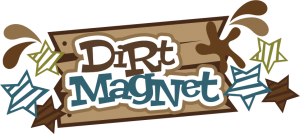 Dirt Magnet SVG scrapbook title boy svg cut file boy svg scrapbook title free svg cuts