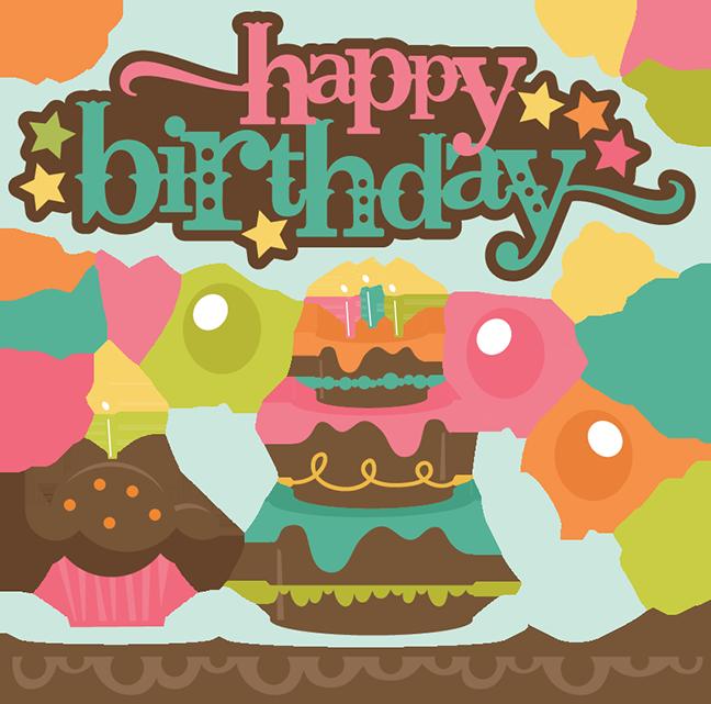 Happy Birthday SVG cutting files birthday svg cut files