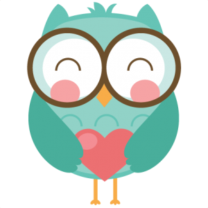 Valentine Owls SVG cut file for scrapbooking cardmaking valentines svg files free svgs cute svg cuts