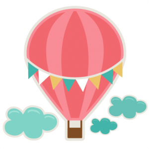 Hot Air Balloon SVG cutting file for scrapbooks svg cut files free svgs
