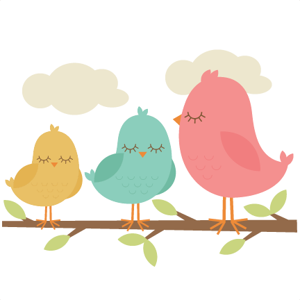 Birds On A Branch SVG cut files birds svg cut files free ...