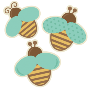 Bee Set SVG cutting files bee svg cuts bee svg cut files for scrapbooking