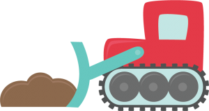 Dozer SVG cutting file dozer svg cuts boy toys svg cut files