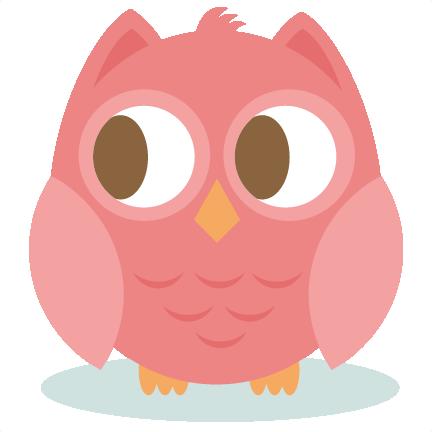 Owl SVG cutting file cute owl clipart free svg cut files