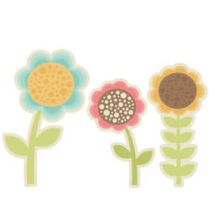 Spring Flowers SVG cutting file free svg cut files free svgs spring svg files for scrapbooks