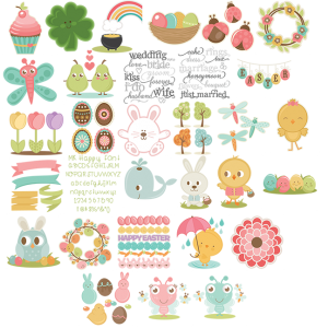 Miss Kate Cuttables March 2014 Freebies Free SVG files for scrapbooking free svg files for cutting machines free svg files