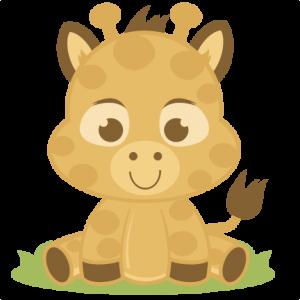 Baby Giraffe SVG cutting files giraffe svg cut file baby giraffe svg file for scrapbooking
