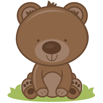 baby bear svg cutting files bear svg cut file baby bear baby bear clip art png with crown baby bear clip art png with crown