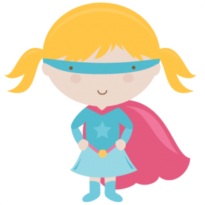 Supergirl SVG cutting files superhero svg cut file for scrapbooking superhero svg cut file