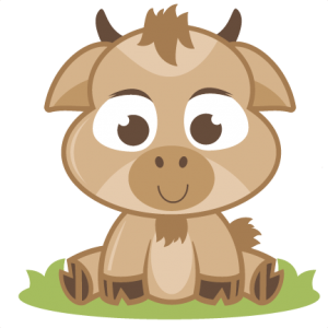 Baby Goat SVG cutting file baby svg cut file free svgs free svg cuts goat svg cut file cute clipart