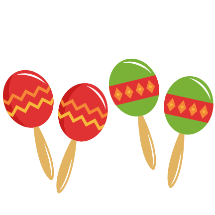 Maracas SVG cutting files free svg cuts maracas svg cut ...
