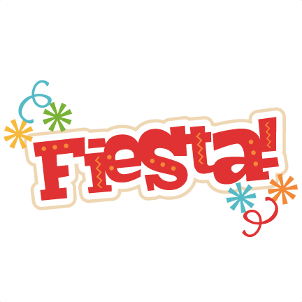 Fiesta SVG scrapbook title fiesta svg cut file svg cuts svg files for ...