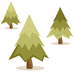 Pine Trees SVG cut files camping svg cuts camping scal files for cricut cricut cut files free cut files