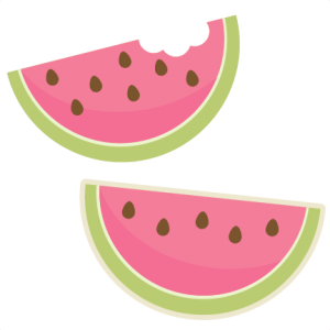 Watermelon Slices SVG cutting file watermelon svg cut files watermelon svg cuts free svgs