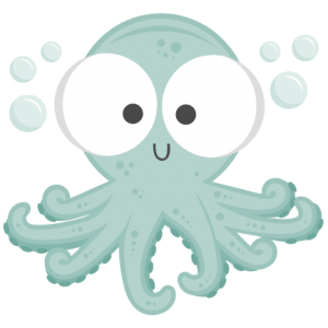 Octopus SVG cut file ocean svg cut file svg cut files free svgs free svg cuts