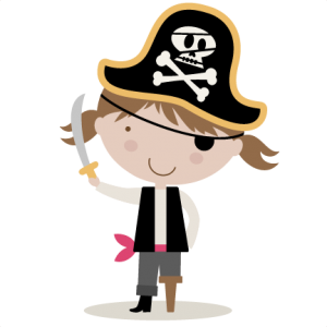 Girl Pirate SVG cutting file for scrapbooking pirate svg cut file miss kate free svg cut files for cricut