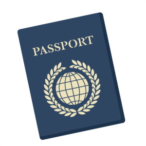 Passport SVG cuttting files travel svg cut file travel cut file vacation cut files for cricut cute cute files