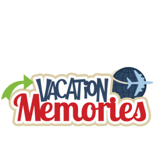 Vacation Memories SVG scrapbook title SVG cutting file earth svg cut file for cricut vacation svg cut file cute cut files